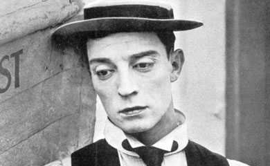 buster keaton one week