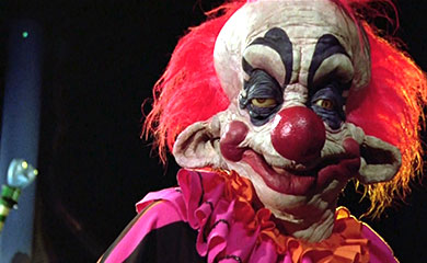 KILLER KLOWNS FROM OUTER SPACE THE FUNHOUSE BLOOD HARVEST