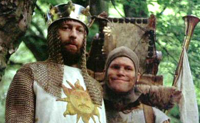 MONTY PYTHON AND THE HOLY GRAIL / ERIK THE VIKING ...