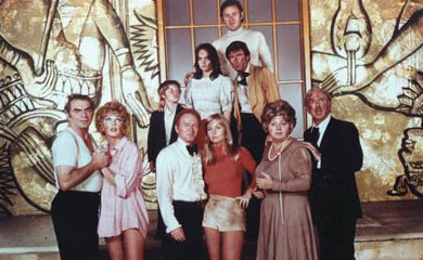 New Years Eve Film Cast