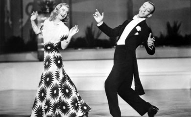 Top Hat Shall We Dance American Cinematheque