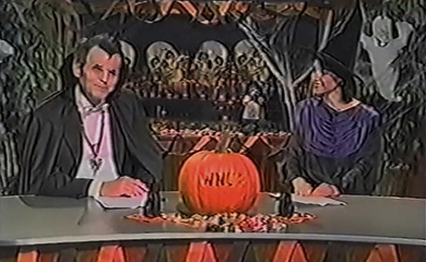 WNUF HALLOWEEN SPECIAL / THE MIDNIGHT HOUR | American Cinematheque