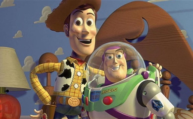 Toy Story Toy Story 2 Toy Story 3 American Cinematheque